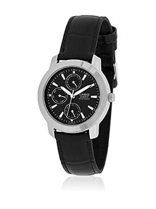 Casio Reloj con movimiento cuarzo japonés Man Mtp-1192E-1A Negro