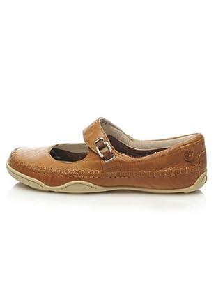 Timberland Zapatos Planos Barestep (Marrón)