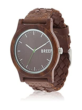BREEF WATCHES Reloj con movimiento japonés Unisex Unisex SANDALWOOD ORIGINAL 44 mm