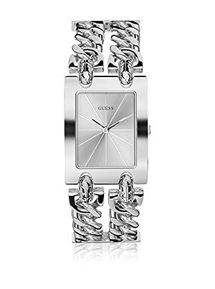 Guess Reloj de cuarzo Woman Plata 38 mm