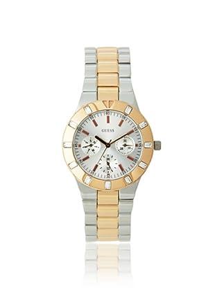 Guess Women's W14551L1 Glisten Silver/Rose Gold Tone Stainless Steel Watch