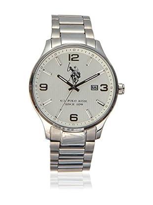 US Polo Association Uhr mit Miyota Uhrwerk Man Herald USP4335ST 44 mm