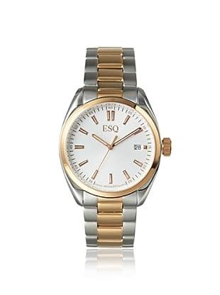 ESQ by Movado Men's 07301404 Sport Classic Silver/Rose Watch