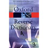 The Oxford Reverse Dictionary (Oxford Paperback Reference)David Edmonds�ɂ��