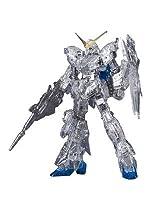 HGUC RX-0 Unicorn Gundam Destroy Mode Mechanical Frame/Clear Ver.