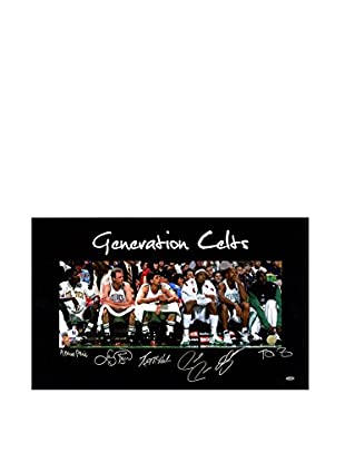Steiner Sports Memorabilia Ray Allen/Larry Bird/Kevin Garnett/Kevin Mchale/Robert Parish/Paul Pierce Multi Signed Photo, 18