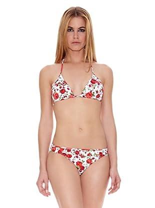 Naf Naf Bikini Gertrude (Rojo)