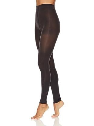 DIM  Legging Opaque Veloute (Opaco) (Gris Carbón)