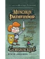 Steve Jackson Games 4422 Munchkin Pathfinder Gobsmacked Expansion