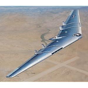 【クリックで詳細表示】1/200 アメリカ空軍 全翼重爆撃機 YB-49