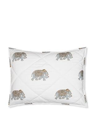 Jaipur Bedding Elephant Sham (Cloud)