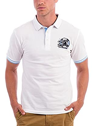 BLUE COAST YACHTING Polo Bianco L