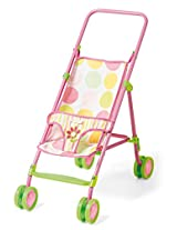 Manhattan Toy Baby Stella Stroller Accessory for Nurturing Dolls