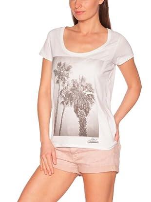 Lee Camiseta Flow (Blanco)