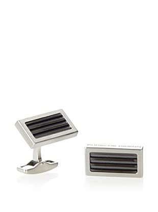 Porsche Design Rectangle Titanium Cufflinks