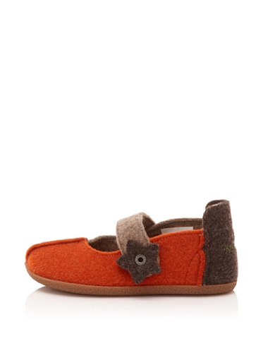 Kickers Kid's Kickdoll Mary Jane (Little Kid) (Orange)