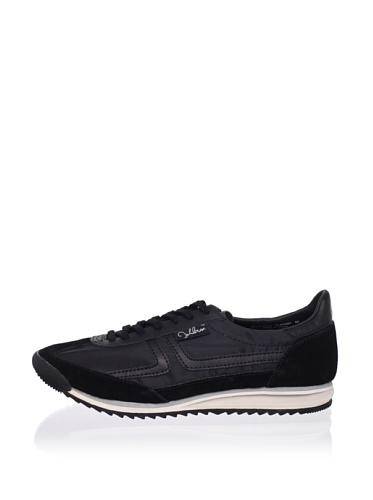 John Lennon Men's Revolution Sneaker (Black)