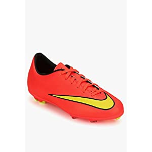 Jr Mercurial Victory V Fg Red Football Shoes Nike