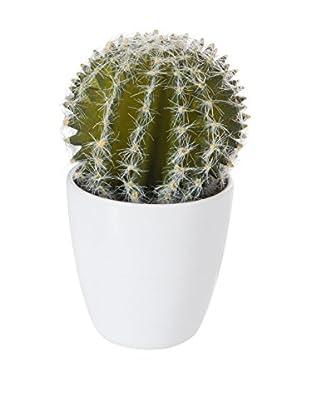 J-LINE Kunstpflanze Cactus