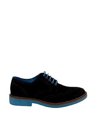 Steve Madden Zapatos Kikstart (Negro / Azul)