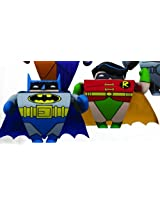 Blammoids Series 3 Classic Batman and Robin Set