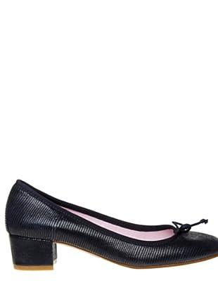 Bisue Zapatos Tejus (azul marino)