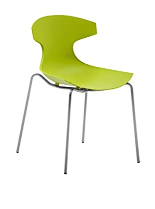 Domitalia Echo Chair, Green
