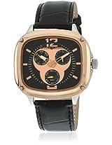 1461-05 Brown/Black Analog Watch Giordano
