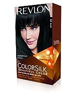 Revlon Colorsilk Permanent Hair Color - Black (10/1N)