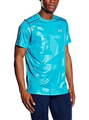 Under Armour Camiseta Manga Corta Ua Coldblack Run S/S