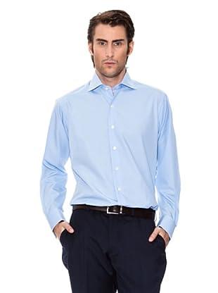 Rushmore Camisa Pino (Azul)