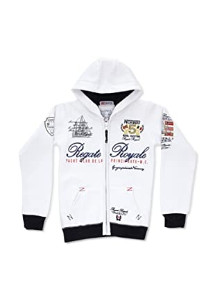 Geographical Norway Chaqueta Fregatte (Blanco)