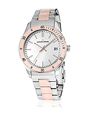 JACQUES LEMANS Quarzuhr Woman Rome Sports 1-1623 37 mm