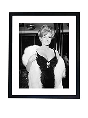 Mazali - Culture Décor Wandbild Raquel Welsh