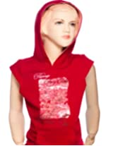 Flamingo Girls Hood Top