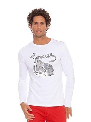 Converse Camiseta T-Hunt (Blanco)