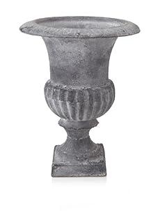 Barreveld International Lead-Finish Iron Urn