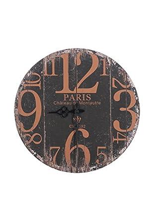 J-LINE Wanduhr Paris 1592