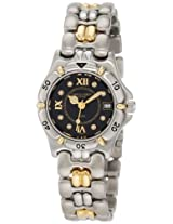 Charles-Hubert, Paris Women's 18303D-LB Diamond & 18KT Gold Collection Gold and Diamond Watch
