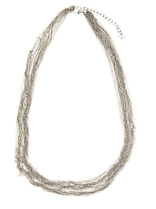 Pedro del Hierro Collar Cadenitas (Plata)