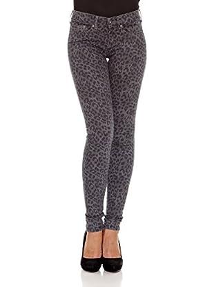 Pepe Jeans London Pantalón Pixie (Gris)