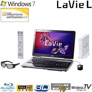 【クリックで詳細表示】PC-LL770FS LaVie L