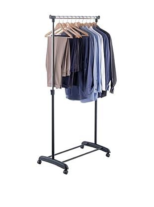 Organize It All Ultra Capacity Adjustable Garment Rack