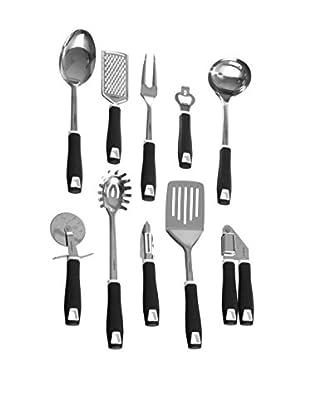 Classic Cuisine 10-Piece Heavy-Duty Kitchen Tool Set