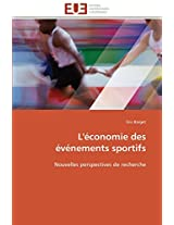 L'Economie Des Evenements Sportifs (Omn.Univ.Europ.)
