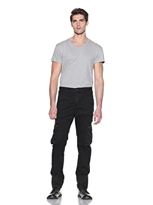 French Connection Men's Armoury Cargo Pants (Black)