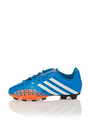 adidas Zapatillas Football Predito LZ TRX FG J (Azul / Naranja)