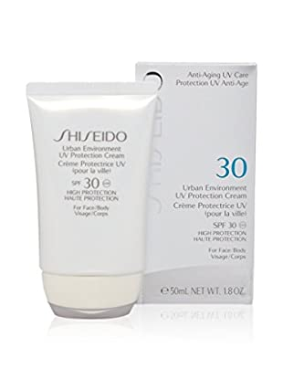 Shiseido Crema Solare Urban Environment 30 SPF 50 ml