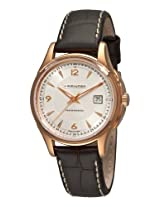 Hamilton Men's H32645555 Jazzmaster Goldtone Case Watch