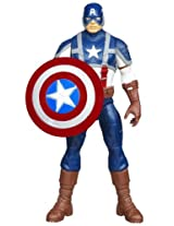 Marvel Avengers Captain America Action Figure 8 inches
